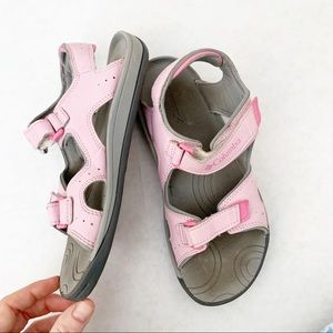 Columbia Youth Techsun Velcro Open-Toe Sandals